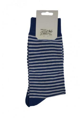 Men socks Petrol 73-6 Blue