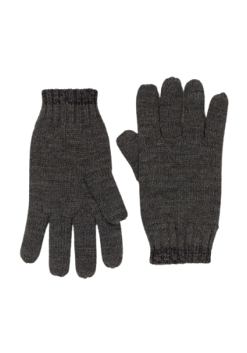 Men gloves Tiffosi 10040664 grey