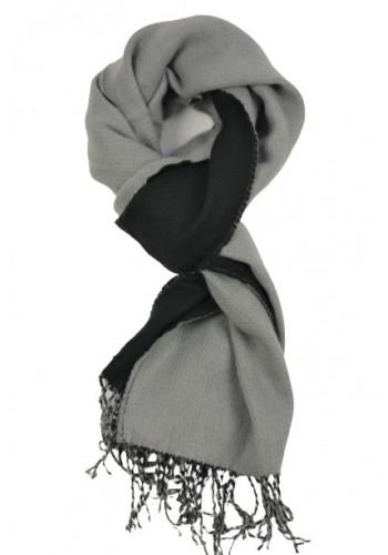 Men scarf  Tiffosi i 10029332-0 black