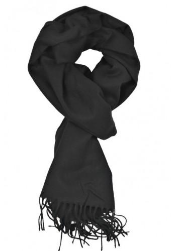 Men scarf Gnious 43-300093 black