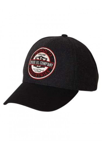 Aνδρικό καπέλο Petrol γκρί