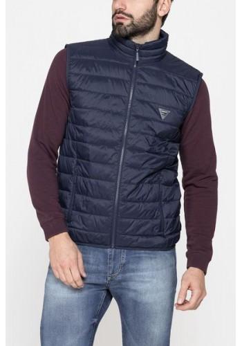 Men Jacket Gilet Carrera 406SP/1417 Blue