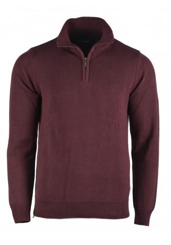 Men knit with zip ASCOTT SM902-93