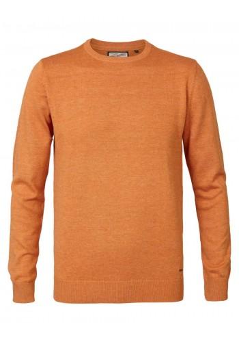 Ανδρική μπλούζα Petrol πορτοκαλί