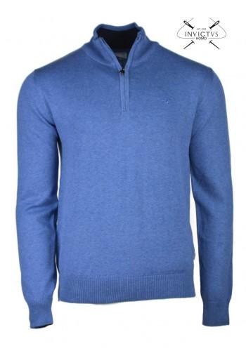 Ανδρική μπλουζα Gnious γαλάζια