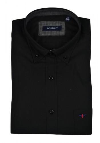 Mens shirt  Boston 2230 black