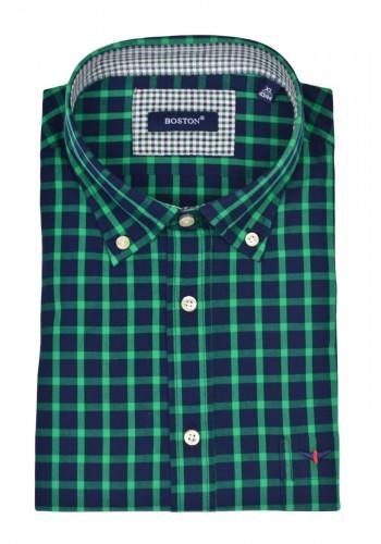 Men Shirt BOSTON 354-1 Long Sleeve