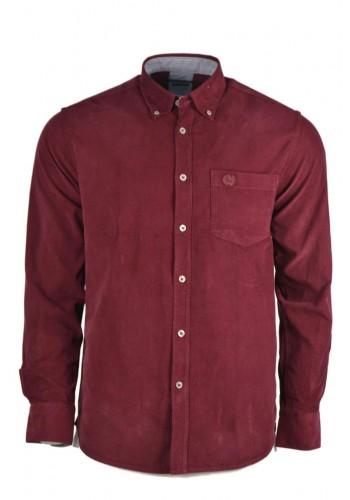 Men Shirt Ascot 15890-06 Long Sleeves