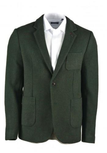 Aνδρικό Σακάκι Dstrezzed twill πράσινο
