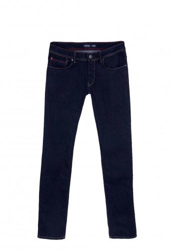 Men jeans pants Slim fit Tiffosi dark blue