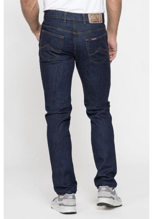 Men strech jeansCarrera 700. Regular Blue