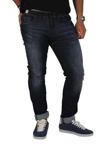 Ανδρικό παντελόνι Jean Gnious 300349-2076 Μπλέ Σκούρο