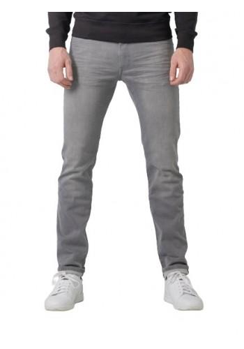 Men classic slim fit jeans Petrol 9700 grey
