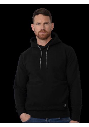 Men  Comfy hoodie Petrol SWH304-999 black