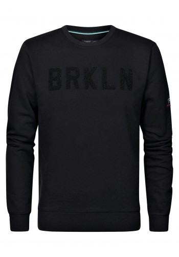 Men classic hoodies Petrol  SWR3080-999 black