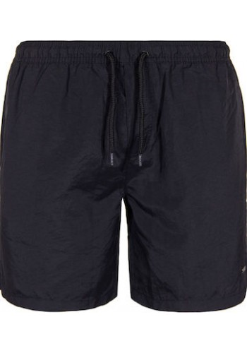 Swim shorts  solid 3221-0 Black