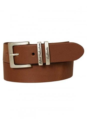 mens leather belt  petrol industries