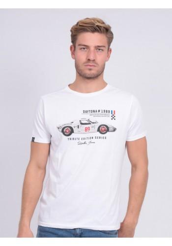 T-Shirt με Graphic print σχέδιο